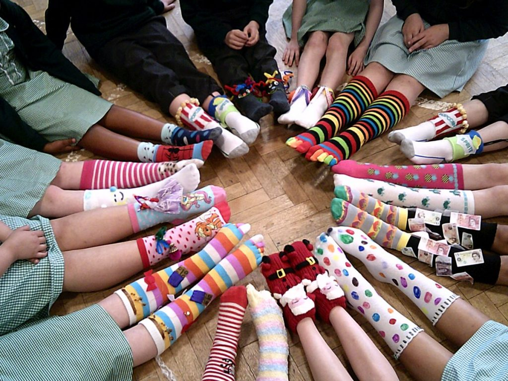 Silly Sock Day
